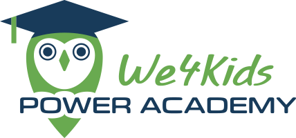 We4Kids Power Academy Logo