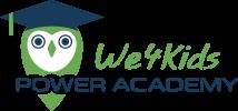 We4Kids Power Academy Logo
